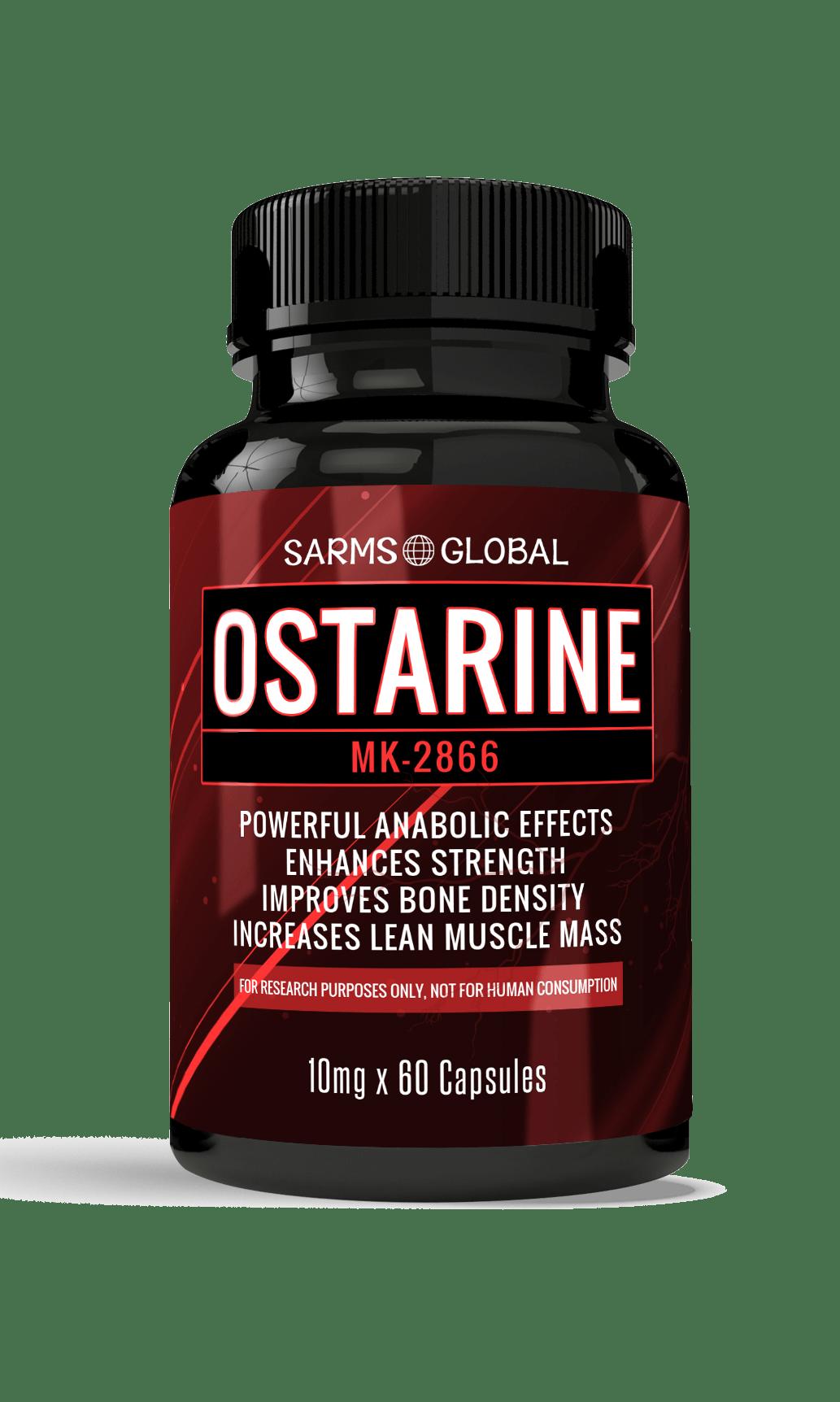 Ostarine MK-2866 (60 Caps x 10 mg)